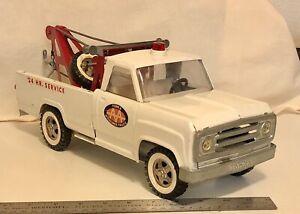 Tonka Tow Truck # 2518 Wrecker Original Excellent Condition See Photos