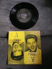 EP 45 tours Elvis Presley With The Jordanaires – La Paloma (No More) 3-20383