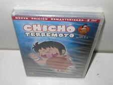 chicho terremoto - vol. 7 - dvds