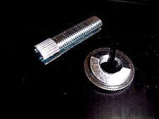TRIUMPH, BSA & NORTON CLUTCH FR/BRAKE CABLE CAM FLAT SIDED ADJUSTER 60-3585/6