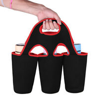Neoprene Insulated Bottle Cup Holder Carrier Tote Bag for Carrying Coffee Drink