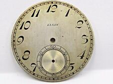 Antique Elgin Pocket Watch Dial 37.5mm in size.