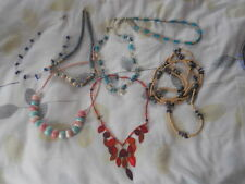 Handmade Holiday Chain Costume Necklaces & Pendants