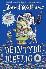 Deintydd Dieflig by David Walliams (Paperback, 2015)