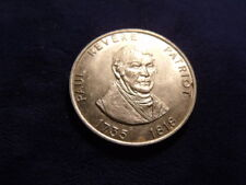 Paul Revere Shell's Famous Facts and Faces GAME Token Coin