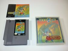 Hydlide (Nintendo Entertainment System, 1989) - NES - COMPLETE Game - TESTED