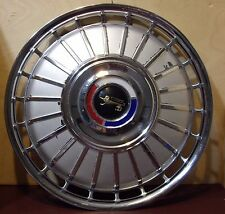 "1962 Ford Hubcaps Wheel Covers 14"" OEM"