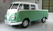 Modellini statici di auto, furgoni e camion verde per VW, Scala 1:24