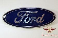 "Kühlergrill Blau Ovale Plakette Motorhaube Emblem 9 "" für Ford Transit MK6 MK7"