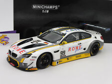 1 18 Minichamps BMW M6 Gt3 #99 Winner 24h Spa 2016