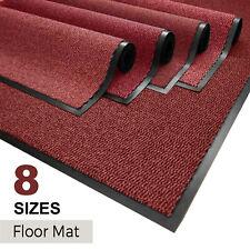Non Slip Rubber Barrier Mat Large Heavy Duty Door Mat Indoor Hallway Runner Rug