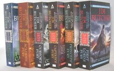 Codex Alera 6-Book Series by Jim Butcher (Books 1-6, Mass Market Paperback) NEW