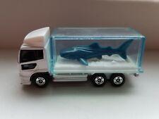Tomica Event Model No. 31 Nissan Diesel Quon Aquarium Truck 2005 Tomy
