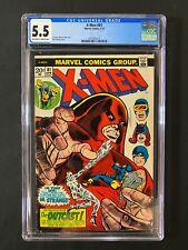 X-Men #81 CGC 5.5 (1973) - Juggernaut cover