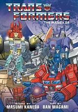 Transformers: The Manga, Vol. 2 (Volume 2) by Kaneda, Masumi, NEW Book, FREE & F