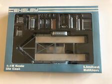 GMP SHELBY Mustang TRAILER 1/18 Shop Tool Car Hauler