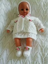 "13"" Soft Bodied Baby Doll and Layette"