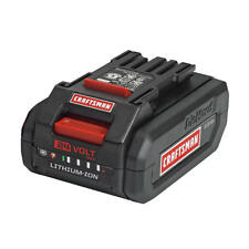Craftsman 24 Volt Max 2.5 Ah Lithium Ion Battery for Outdoor Equipment