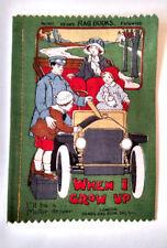 Dean's Rag Book No. 167 WHEN I GROW UP, fine with original price, circa 1910