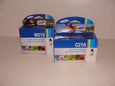 Original Samsung SET INK-M215+INK-C210  JB47-00129A00 JB47-00127A00