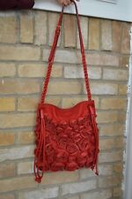Lightly Used Valentino Red Roses Leather Purse
