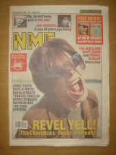 NME 1990 SEP 15 CHARLATANS SONIC YOUTH THE CURE ERASURE