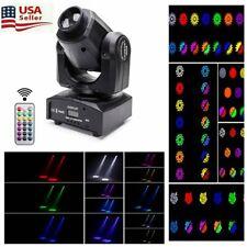 Moving Head Stage Lighting 100W RGBW LED DJ DMX Beam Bar Disco Club Party Lights