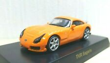 1/64 Kyosho TVR SAGARIS ORANGE diecast car model