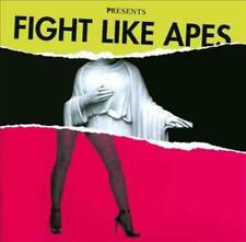 FIGHT LIKE APES - THE BODY OF CHRIST AND THE LEGS OF TINA TURNER * NEW CD