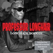 Professor Longhair Longhair Boogie 2-CD NEW SEALED Remastered Blues