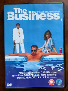 The Business DVD 2005 1980s British Crime Movie w/ Danny Dyer