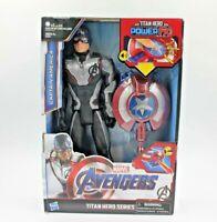 Avengers: Endgame Titan Hero Power FX Captain America 12-Inch Action Figure