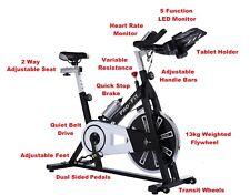 Indoor exercise cardio cycle exercise fitness training bike