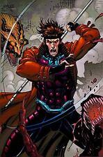 Captain America Steve Rogers #19 Cover B Variant Jim Lee X-Men  (Marvel - 2017)