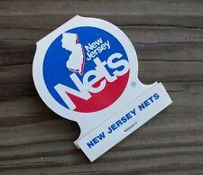 NBA New Jersey Nets 1981 Matches Matchbook Schedule Unused Mannys Restaurant