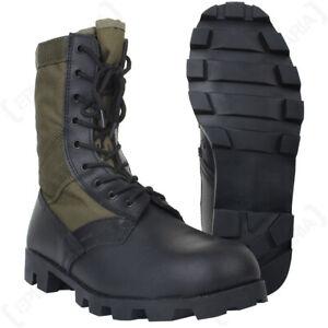 Mil-Tec Herren US Army Tropenstiefel Speed Lace CORDURA JUNGLE BOOTS Desert