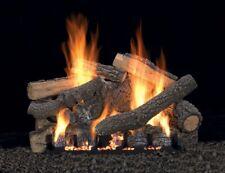 "Empire White Mountain Ponderosa Log Set, 13-pc, 18"" Refractory Logs Only"