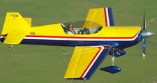 G-202 Acrobatic Giles Airplane Desktop G202 G 202 Plane Wood Model Big