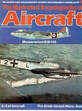 IEA 104 WW2 GERMAN LUFTWAFFE MESSERSCHMITT Bf 110 ZG_ARAB-ISRAELI SUEZ 1956