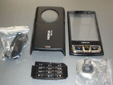 New Nokia  n95  8gb cover housing keypad fascia set black colour