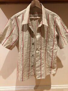 Yohji Yamamoto Y's for Men Camp Collar Shirt