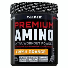 Joe Weider Premium Amino Powder (geschmack Fresh Orange)