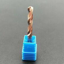 Φ4*25*50*2F cemented carbide alloy drill Bit Tungsten steel CNC drill 4mm drill