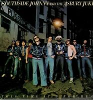 Southside Johnny/Asbury Jukes LP Epic 1977,PE-34688,This Time It's for Real~NM-!
