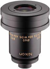 Nikon Fieldscope Eyepiece Eye Lens 40X Wide / 60X Wide / 75X Wide DS