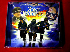 Zone Troopers/The Alchemist NEW CD OOP Orig.Film Soundtrack Richard Band Intrada