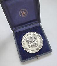 Medaille Stadt Meran / Merano 1968 im original Etui
