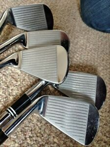 4-PW Cleveland 588 CB irons DG S300 Shafts