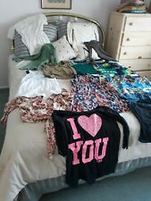 Mixed Lot of Ladies Size Medium Name Brand Fashions - Preowned