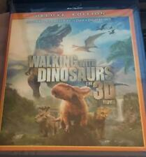WALKING with DINOSAURS the 3D Movie - Deluxe Edition BRAND NEW SEALED